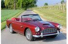 1961er Aston Martin DB4 Vantage Convertible