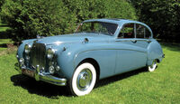 1961er Jaguar Mark IX Saloon