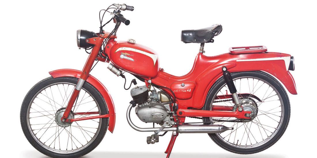 1962 Ducati 48 Piuma RM Auctions Monaco 2012