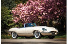 1963er Jaguar E-Type Roadster