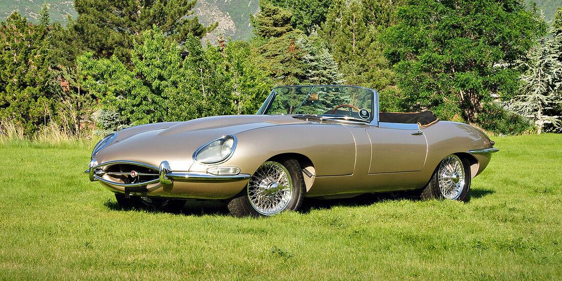 1963er Jaguar E-Type Series I 3.8-Liter Roadster