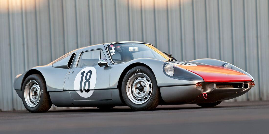 1963er Porsche 904/6 Carrera GTS Factory Works Protoype