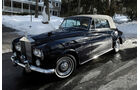 1963er Rolls-Royce Silver Cloud III Drophead Coupe