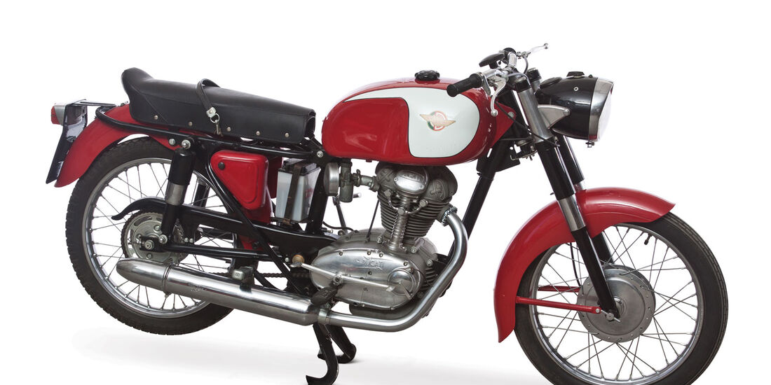 1965 Ducati 175 TS RM Auctions Monaco 2012