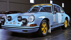 1965 Porsche 911 SWB FIA Rally Car