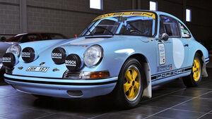 1965 Porsche 911 SWB FIA Rally Car