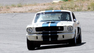 1965 Shelby Mustang GT350R Nachbau OVC