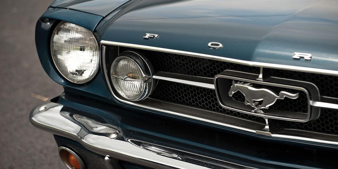 1965 ford Mustang 289 'K-Code' Convertible