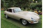 1965er E-Type Series I Fixed Head Coupe