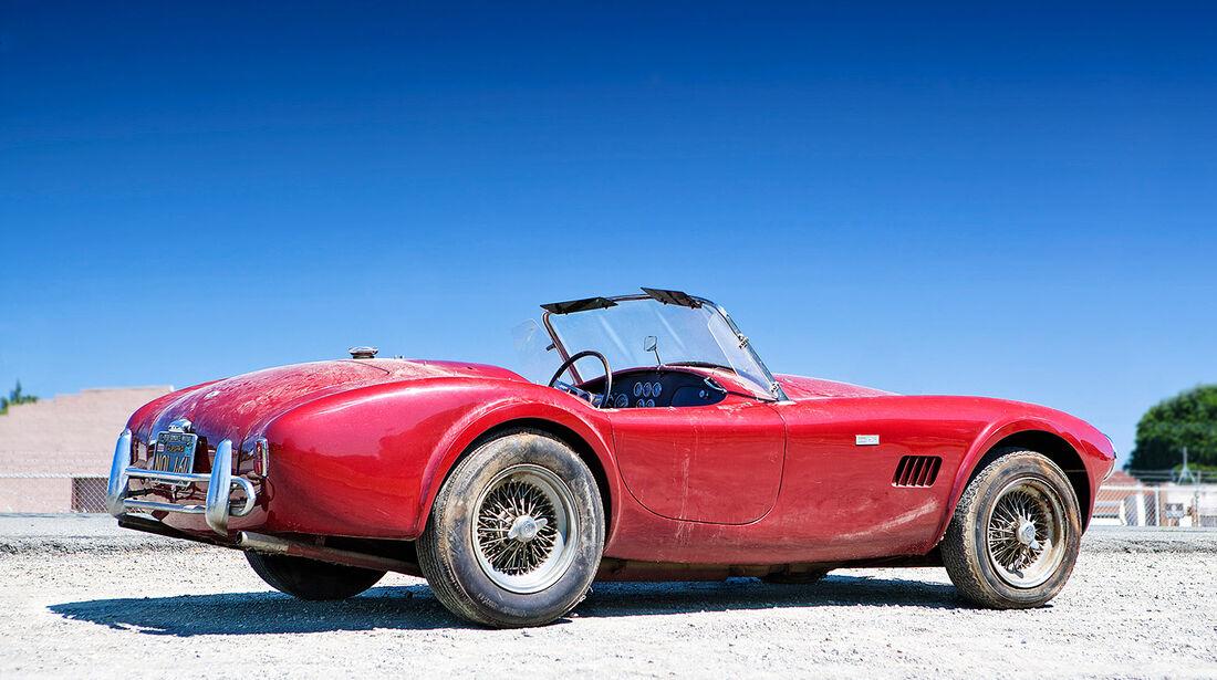 1965er Shelby 289 Cobra Mk II