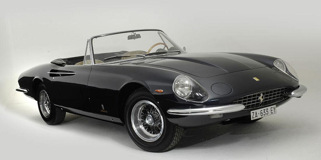 1966er Ferrari 365 California Spyder