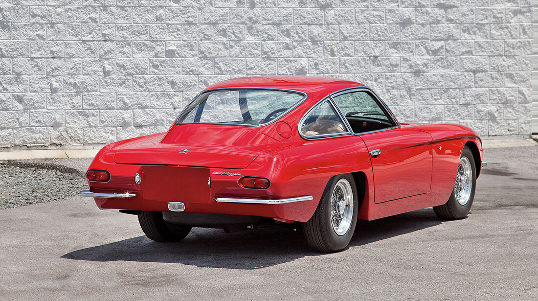 1966er Lamborghini 400GT 2+2