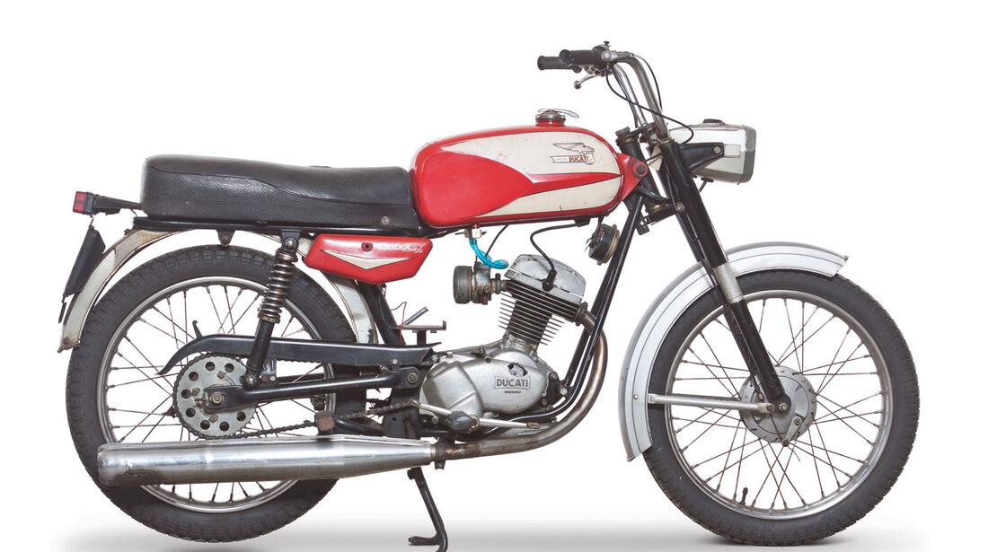 1967 Ducati 125 Cadet / 4 RM Auctions Monaco 2012