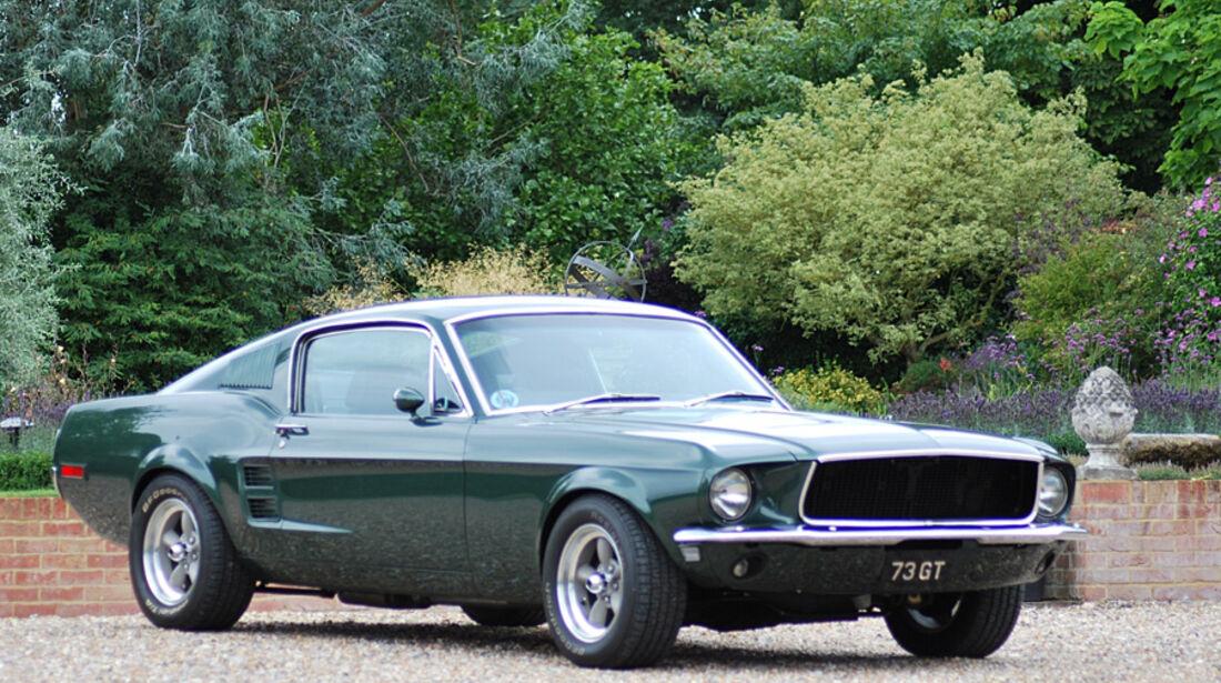 1967er Ford Mustang 'Bullitt' Fastback Coupé