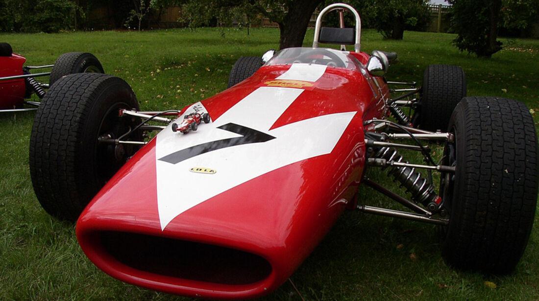 1967er Lola Ford 1.6-litre T100