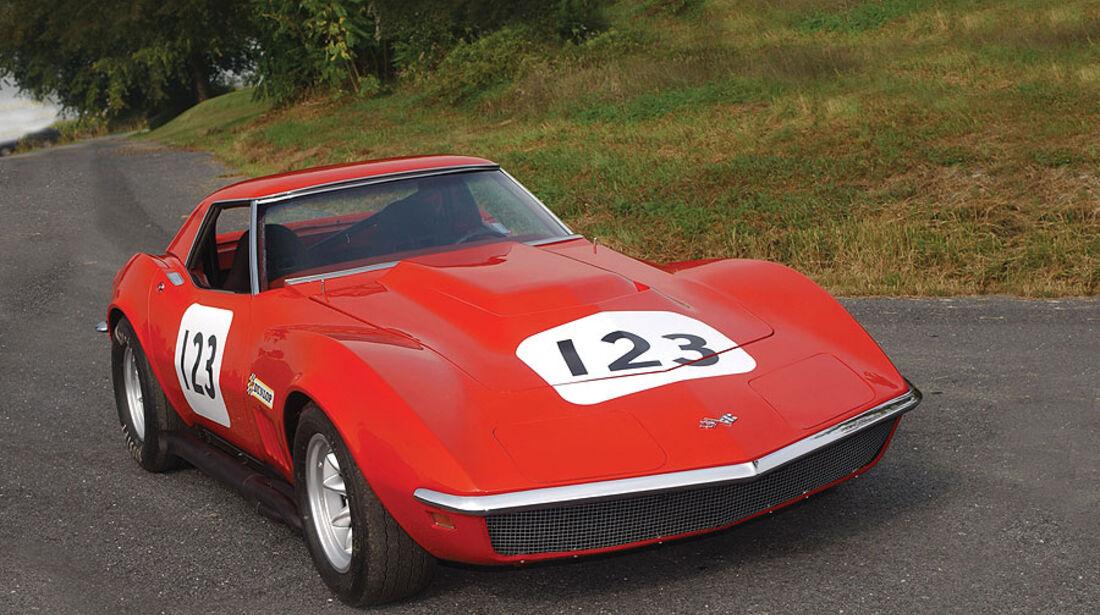 1968er Chevrolet Corvette L89 Racing Car