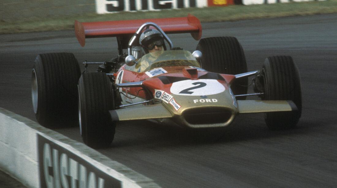 1969 Jochen Rind in Silverstone
