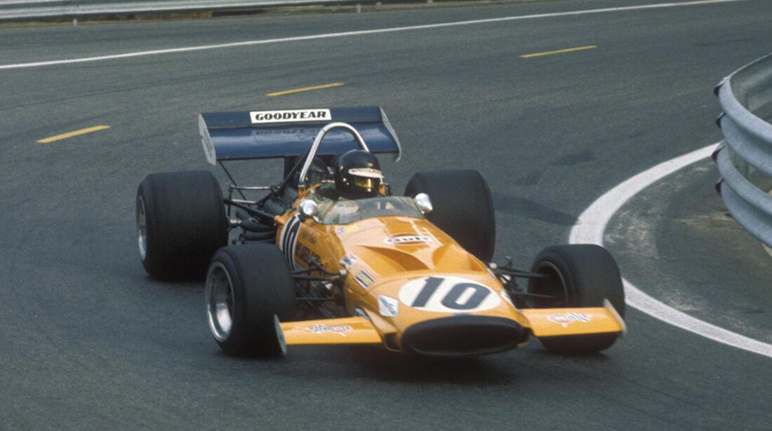 1971 Peter Gethin McLaren