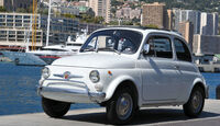 1971er Fiat 500 (Type 110F)