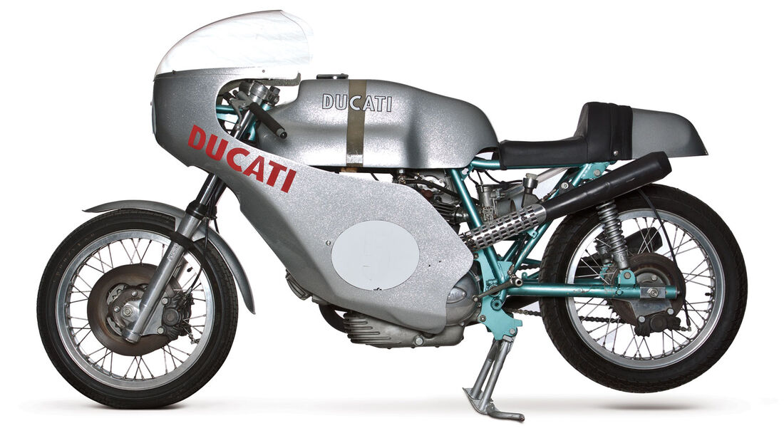 1972 Ducati 750 200 Miglia Imola Corsa Replica RM Auctions Monaco 2012
