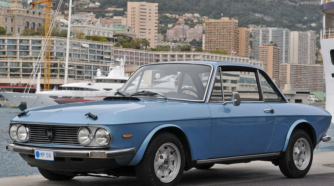 1972er Lancia Fulvia 1.3 S Coupé