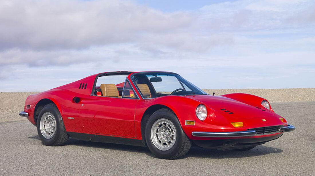 1973er Ferrari Dino 246GTS