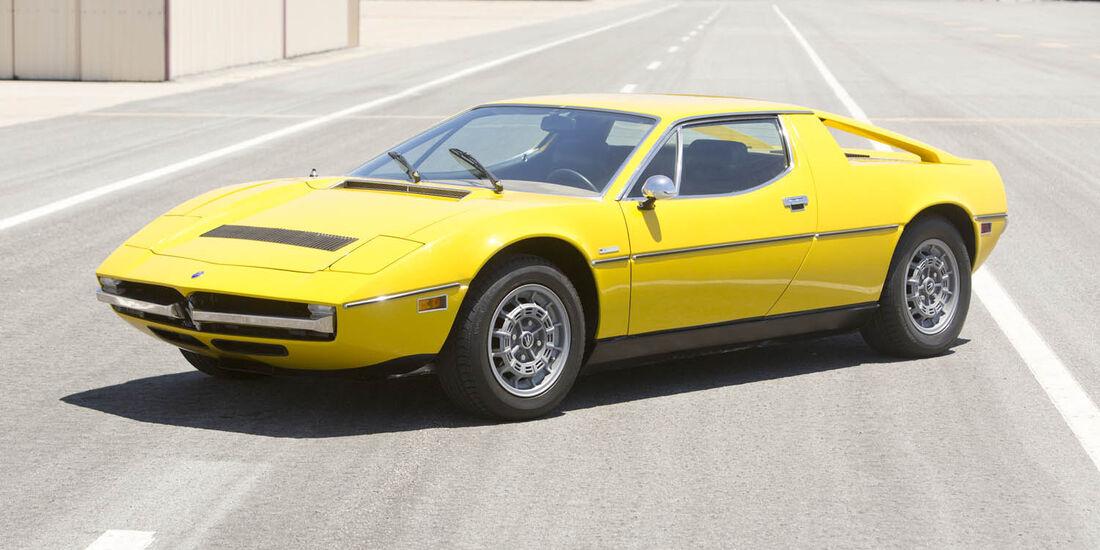1974er Maserati Merak