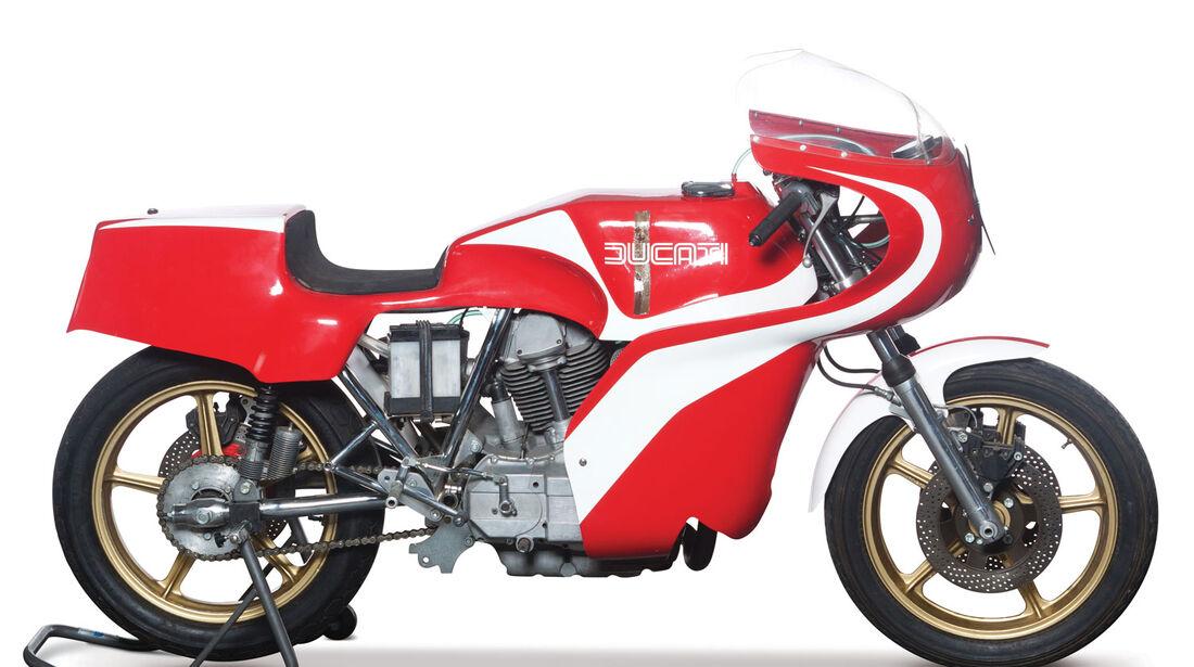 1976 Ducati 860 Corsa RM Auctions Monaco 2012