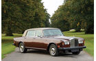 1977er Daimler Double Six Vanden Plas Saloon