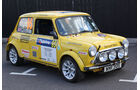1978er 'Rover Mini Cooper' Rally Car