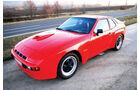 1980er Porsche 924 Carrera GT