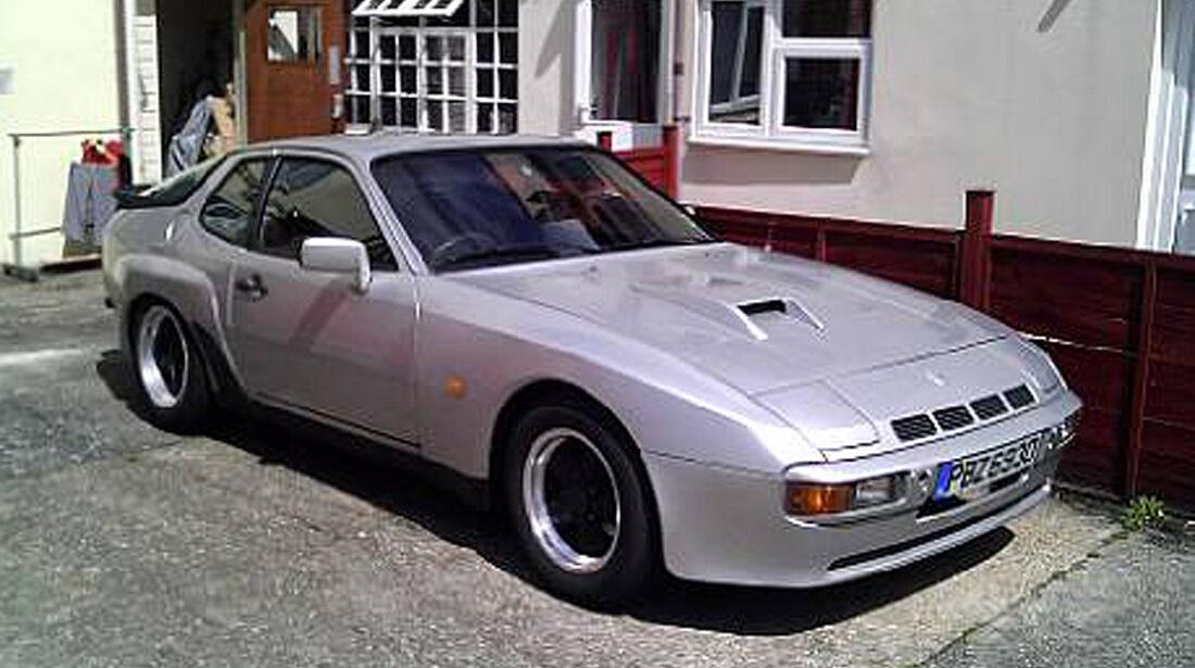 1981er Porsche 924 Turbo Coupé