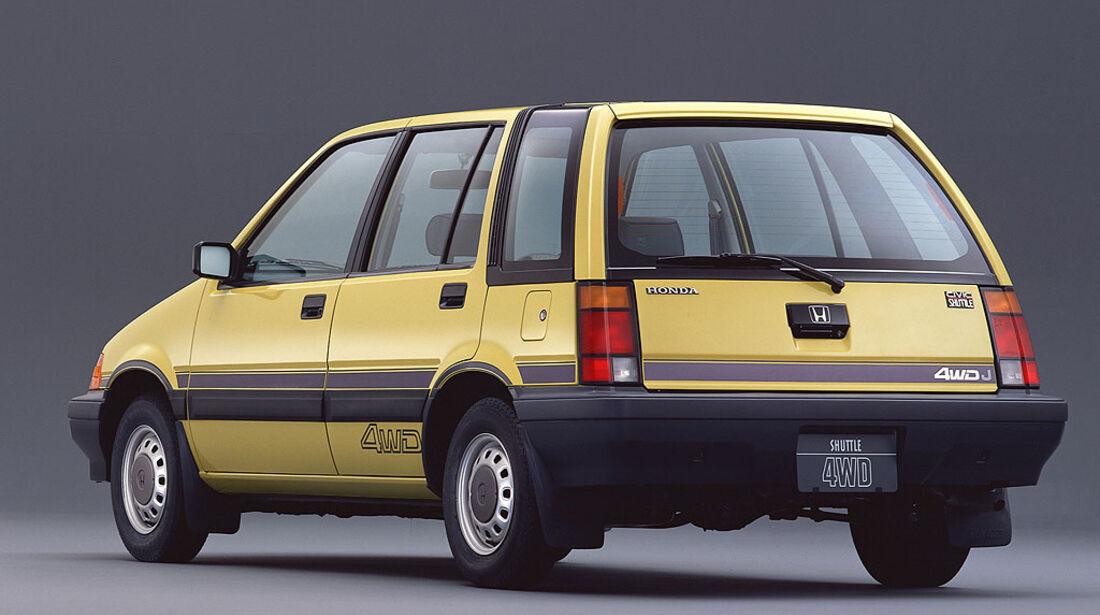 1983 Honda Civic Shuttle