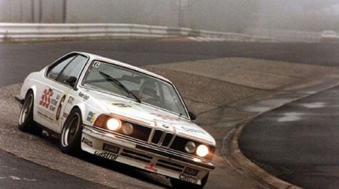 1984 BMW 63524h-Rennen Nürburgring