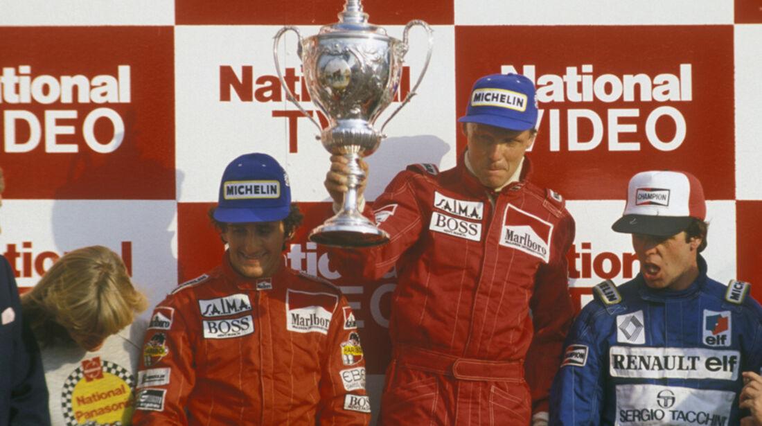 1984 Lauda Prost