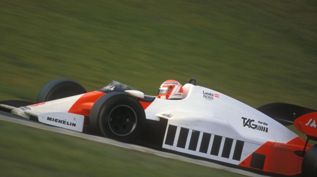 1984 McLaren Tag Porsche Turbo V6 Lauda