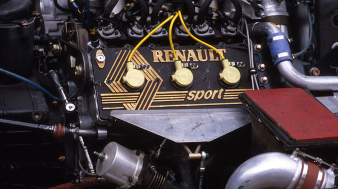 1985 Renault V6 Turbo