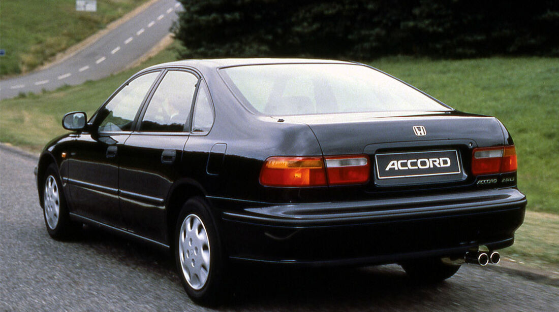1993 Honda Accord Limousine