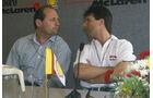 1993 Michael Andretti McLaren Dennis