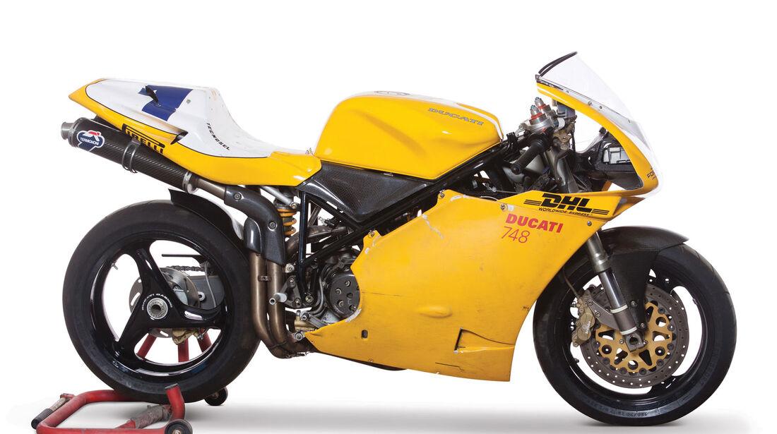 1997 Ducati 748R RM Auctions Monaco 2012
