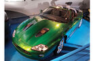 1998er Jaguar XKR James Bond Special Effects Car