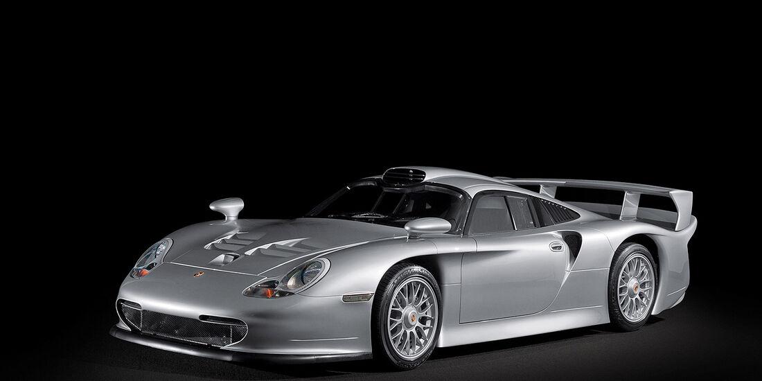 1998er Porsche 911 GT1 'Straßenversion'