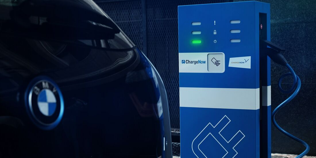 2/2019, BMW Charge Now Ladesäule