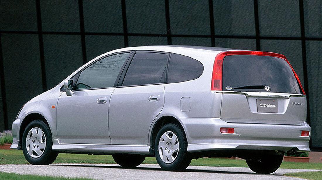 2000 Honda Stream