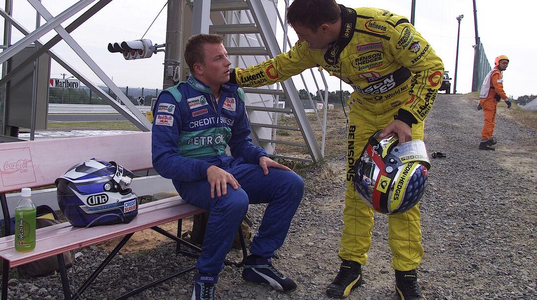 2001 Alesi Räikkönen