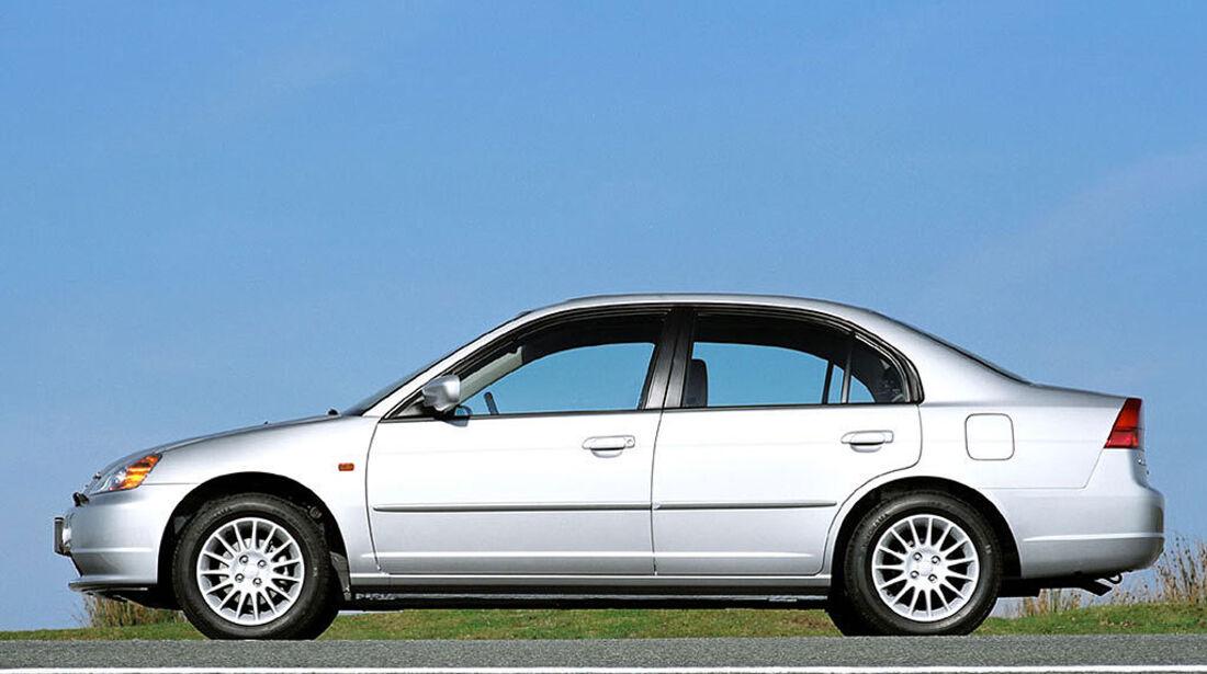 2001 Honda Civic Limousine