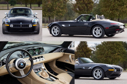 2002 BMW Z8 Gooding and Company