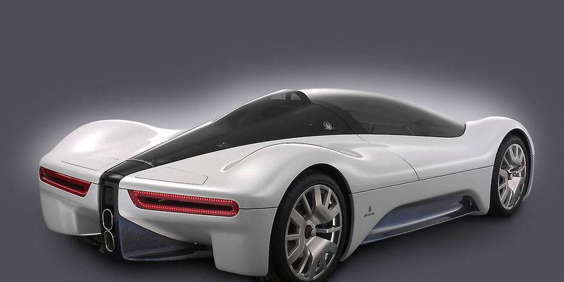 2005 Pininfarina Maserati Birdcage Concept