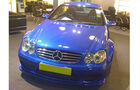 2005er Mercedes-Benz CLK Coupe 55