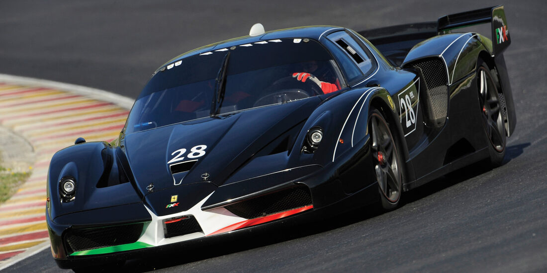 2006er Ferrari FXX Evoluzione